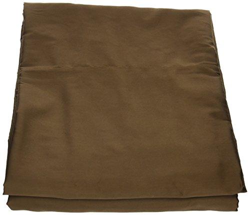 生毛工房 高密度80サテン掛カバー UM-K13-KKL BR 国内縫製 綿100%掛布団カバー