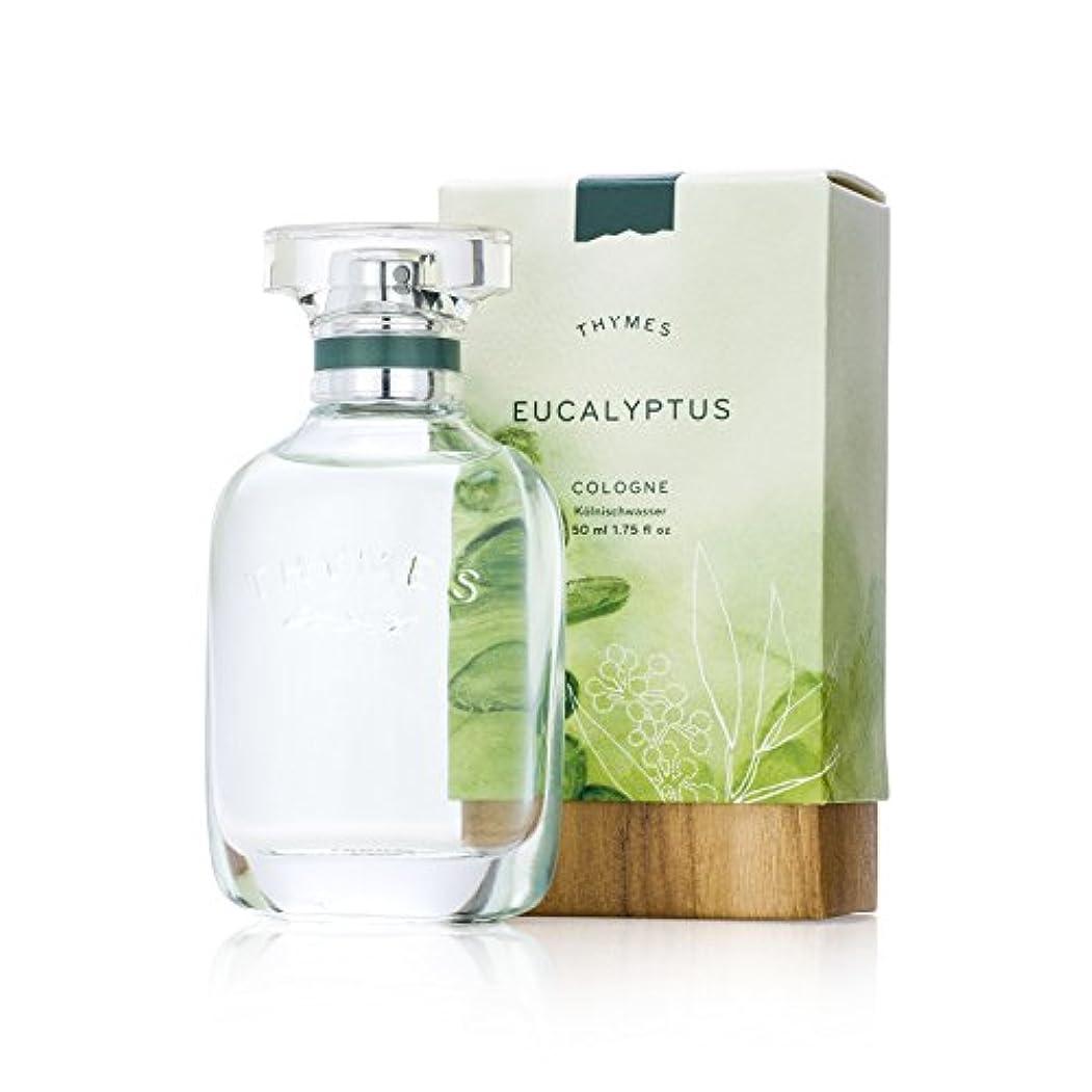 機知に富んだアルコーブ有害なタイムズ Eucalyptus Cologne Spray 50ml/1.75oz並行輸入品