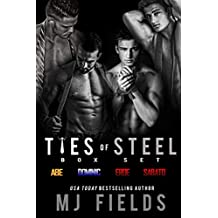 The Ties of Steel (The complete series): The Ties of Steel box set