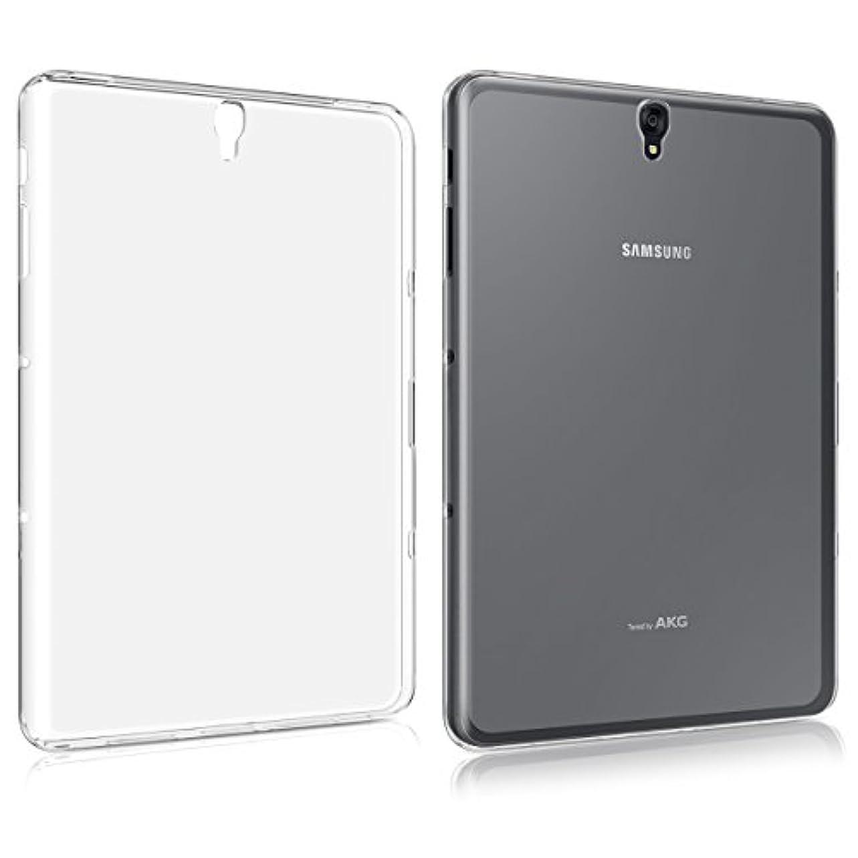 頬ステーキ軍隊kwmobile Samsung Galaxy Tab S3 9.7 T820 / T825 用 ケース - タブレットカバー - シリコン タブレット 保護ケース サムスン ギャラクシー タブ
