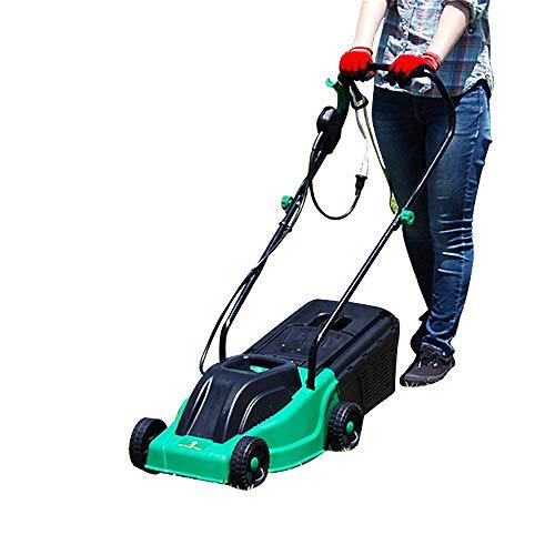 芝刈機 電動 ロータリー式 小型 刈幅 ...