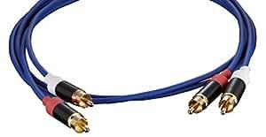 AET RCAラインケーブル 1.5mペア EVO0402SHRF1.5RCA