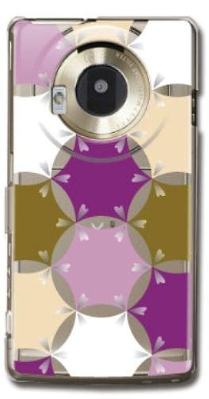 クランシージャニス反響する【Paiiige】 アンブレラ (クリア)/ for LUMIX Phone 101P/softbank専用ケース SF101P-100-A019