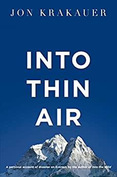 Into Thin Air by [Krakauer, Jon]