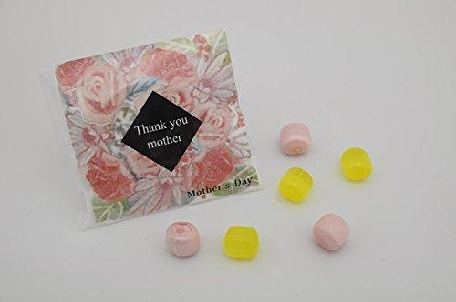 岩井製菓 母の日プレゼント あめいろこづつみ 花柄 200袋 まとめ買い