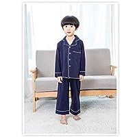 Teenager Girls Boys Pajamas Sets Korean Style Kids Sleepwear Spring and Fall Children Clothing Sets Cotton Long Sleeve |Pajama Sets|