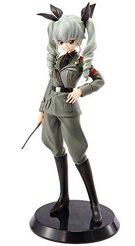 ガールズ&パンツァー Commander Girls Collection アンチョビ 通常版 1/8スケール ABS&ATBC-PVC製 塗装済み完成品フィギュア