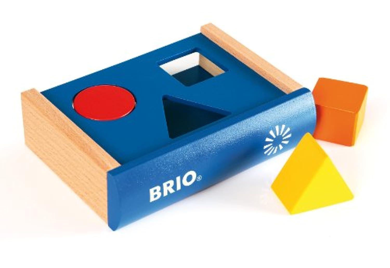 BRIO 形合わせブック 30176