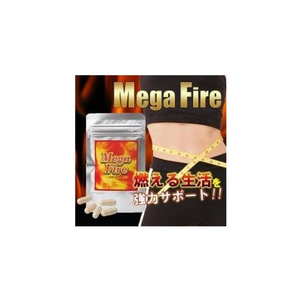 Mega-Fire(メガファイア) 13.9g(377mg(1粒内容量300mg)×37カプセル)