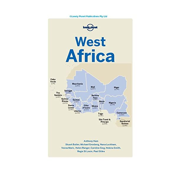 Lonely Planet West Afri...の紹介画像4