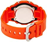 カシオ CASIO G-SHOCK Rescue Orange Series Solar Multiband 6 GW-M5610MR-4JF Men's 男性 メンズ 腕時計 【並行輸入品】