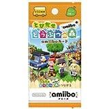 「『とびだせ どうぶつの森 amiibo+』amiiboカード (1パック単品)」の画像