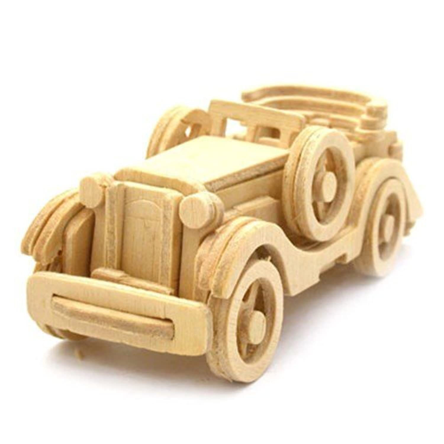 Wood Craft - classic Car Packard twelve