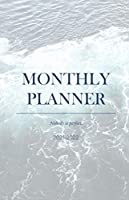 Monthly Planner 2021-2022; Nobody is perfect.: 2021-2022 Semester Calendar A5 Pocket Size; TO-DO Checklist and 'important'-boxes to keep and overview; Timeless Design; Simple Interior for Clean Notes, Analysis, Ideas and Summaries