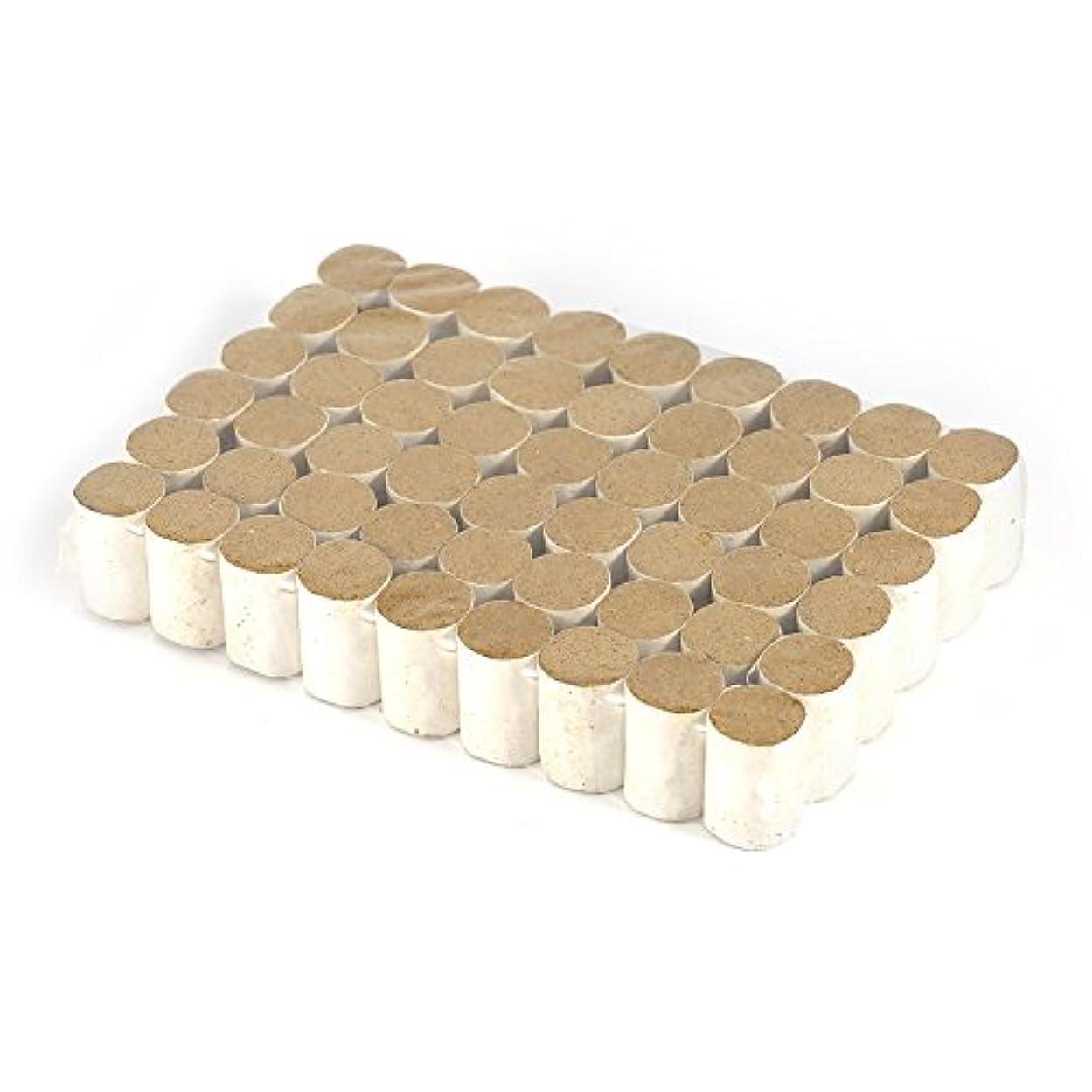 マエストロ組み込むガジュマル54Pcs穏やかな灸の痛みの軽減5歳の純粋な灸ロールパンスティック
