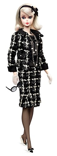 バービーコレクター バービー・ファッションモデル・コレクションブークルビューティ・バービー(CGT25)