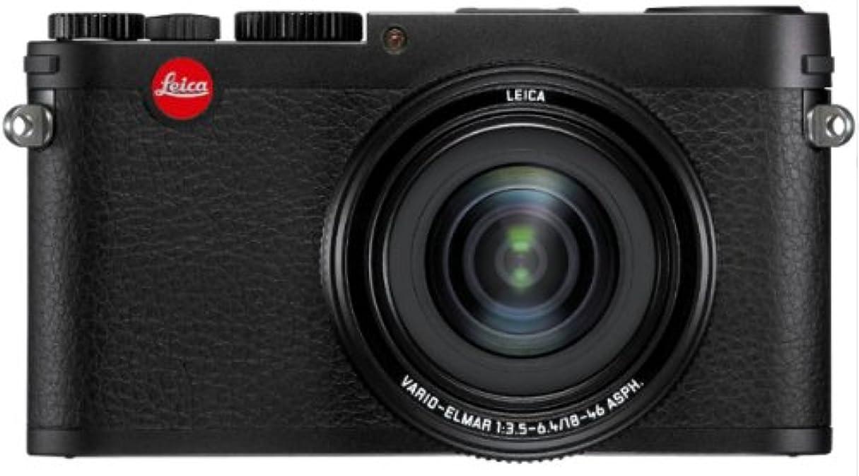 サーキュレーションイブニング休暇Leica デジタルカメラ ライカXバリオ Typ 107 1620万画素 光学2.5倍ズーム ブラック 18430