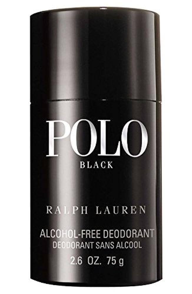 樫の木楽しむ地中海ラルフローレン ポロ ブラック デオドラントスティック POLO BLACK Deodorant Stick