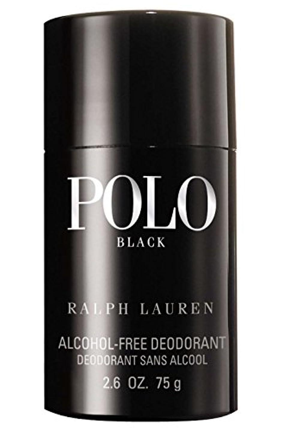 セクタ保存するラッシュラルフローレン ポロ ブラック デオドラントスティック POLO BLACK Deodorant Stick