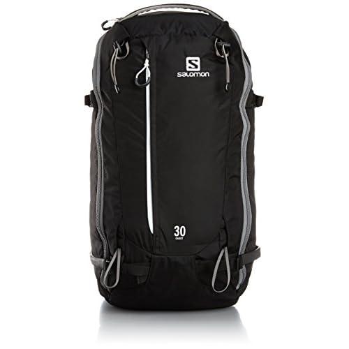 SALOMON(サロモン) スキーバックパック QUEST 30 BLACK L35176700