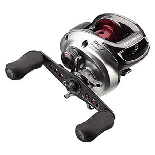 New SHIMANO Scorpion DC7 Right Handle Baitcasting Reel