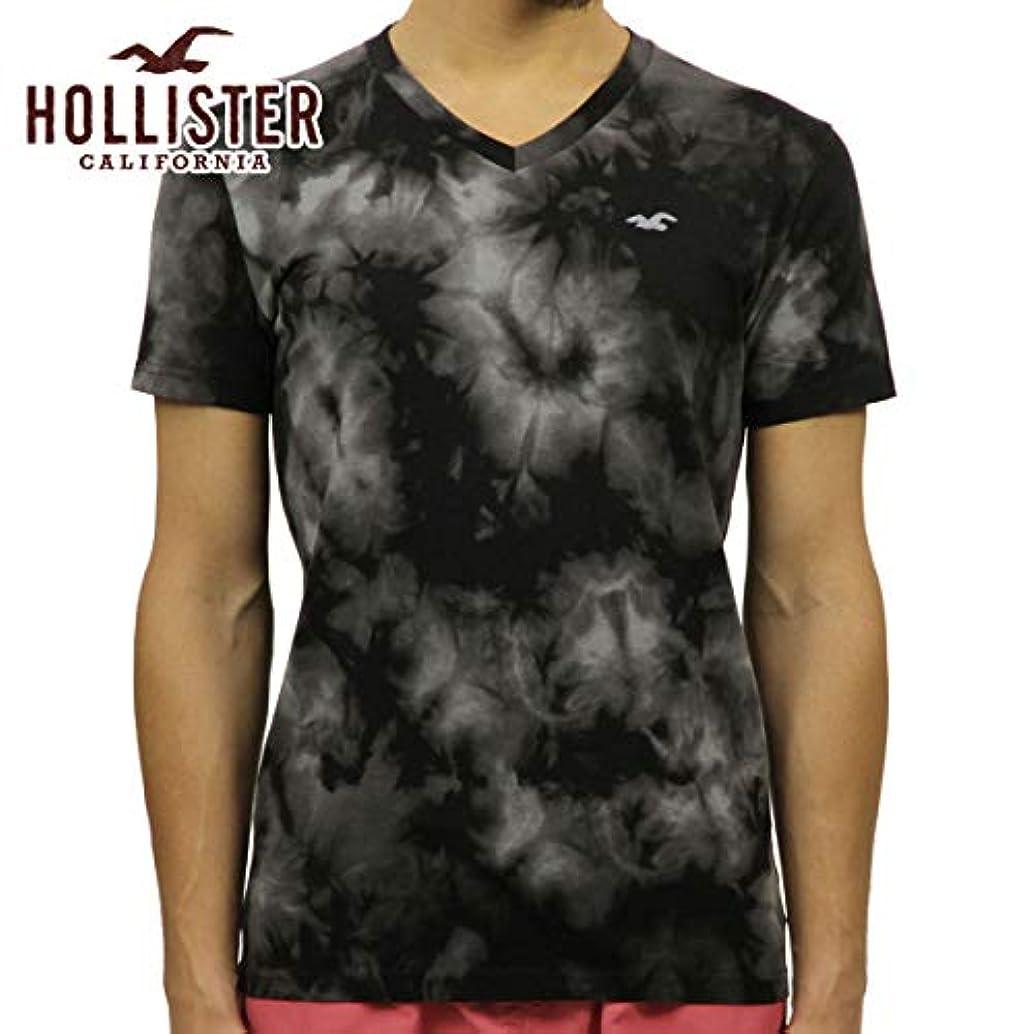 後方矢印句[ホリスター] HOLLISTER 正規品 メンズ Vネック 半袖Tシャツ Must-Have V-Neck T-Shirt 324-368-0383 並行輸入品
