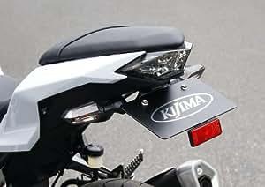 キジマ(Kijima) フェンダーレスキット ブラック ニンジャ250/Z250 315-038