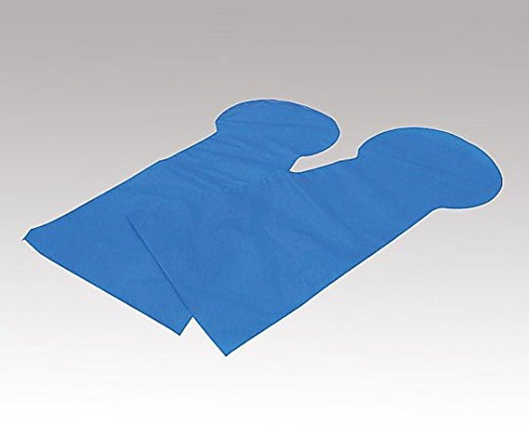 凝視クマノミドラゴン8-3873-01ディスポ介助補助手袋
