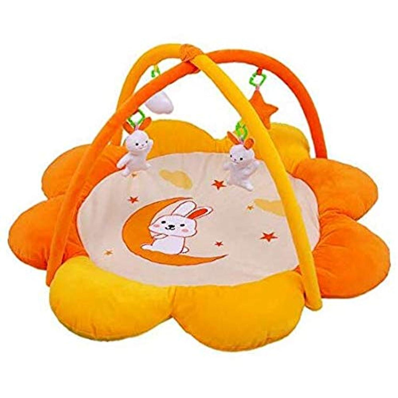 直接シャー刈る0?3歳の赤ちゃんゲーム毛布毛布子供クロールマットマットフィットネスフレームベッドぬいぐるみ多機能ポータブル