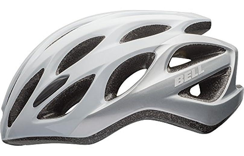 汚い通訳ヘロインBELL(ベル) ヘルメット ドラフト アジアンフィット ホワイト/シルバー UAサイズ 2019年継続モデル