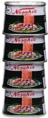 ノザキ ニューコンミート 4缶シュリンク 400g