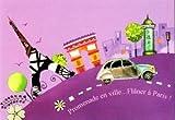 エッフェル塔 TOUR EIFFEL Paris ポストカード 画像