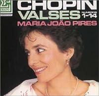CHOPIN: VALSES 1-14 by MARIA JOAO PIRES (1999-11-25)