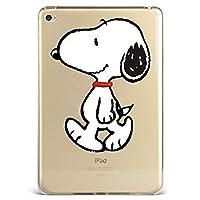 ipad mini 4 ipad 9.7インチ(2017/2018) ipad pro 10.5 12.9インチ スヌーピー ケース おしゃれ キャラクター タブレットカバー SNB (ipad mini 4, 03)