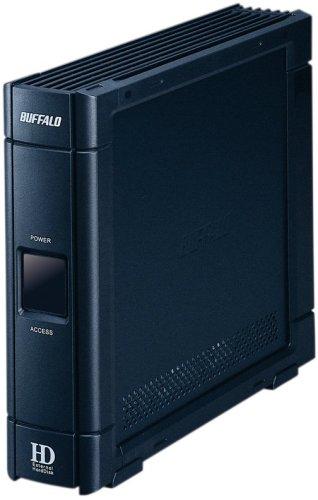 BUFFALO USB2.0対応 外付けHDD TurboUSB機能搭載 500GB HD-CS500U2
