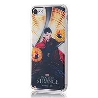 イングレム iPhone 7 ドクター・ストレンジ/TPUケース+背面パネル/ドクター・ストレンジ1 IJ-MVP7TP/DSG001