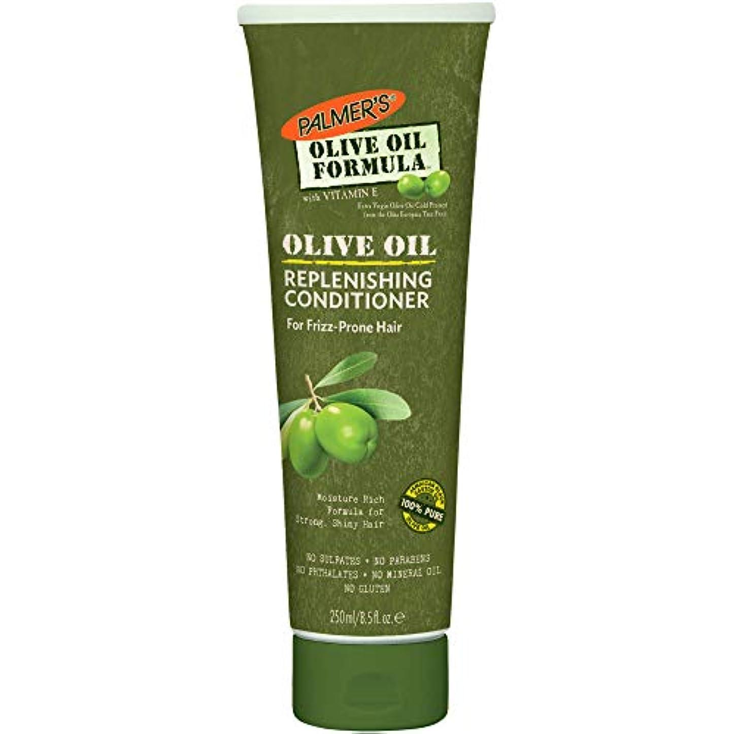 異邦人ハイジャックに対処するOlive Oil Replenishing Conditioner