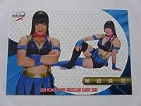 BBM2019 TRUE HEART■レギュラーカード■023/尾崎妹加 ≪女子プロレスカード≫