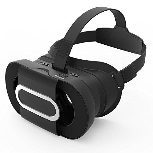 Oture VRゴーグル 3D 折り畳みデサイン 超軽量 4.7~6.0インチのスマートフォンに適合