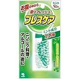 (まとめ)小林製薬 ブレスケア ミント 【×6点セット】