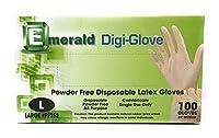 エメラルドdigi-gloves L
