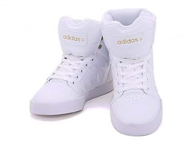 [アディダス] adidas メンズ スニーカー ハイカット ネオビッグタン NEOBIG TANN F98263 ランニングホワイト/ランニングホワイト/ランニングホワイト 29.0cm