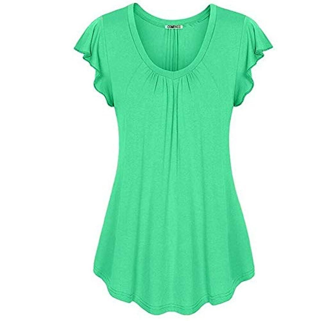 と怒る騙すMIFAN の女性のドレスカジュアルな不規則なドレスルースサマービーチTシャツドレス