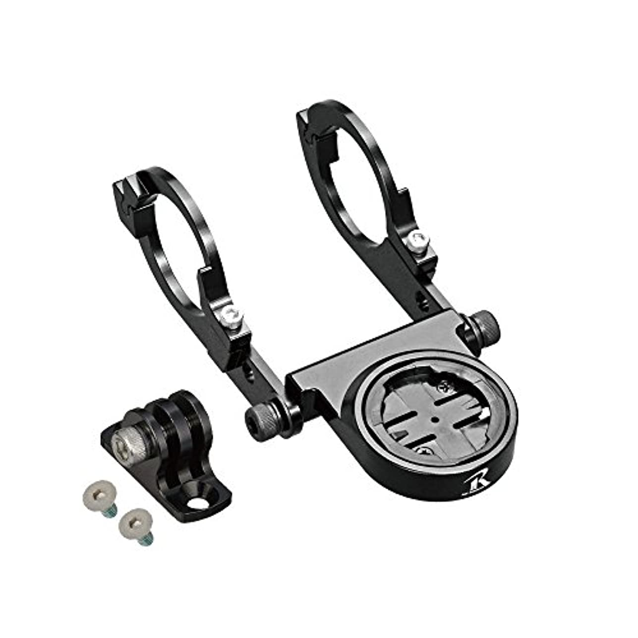 注文簡単にやさしくREC-MOUNTS アウトフロントバイクマウント Type9 Garmin Edge & GoPro シマノスポーツカメラ 対応 [REC-B019-GM]