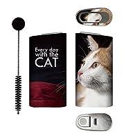 mitas glo グロー シール スキンシール glo適合品 全面シールセット (991) ネコ 猫 B GLOS-2166-B/GLOS