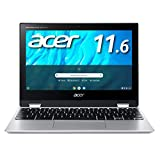 Google Chromebook Acer ノートパソコン Spin 311 CP311-3H-A14P 11.6インチ 360°ヒンジ 日本語キーボード MediaTek プロセッサー M8183C 4GBメモリ 64GB eMMC タッチパネル搭載