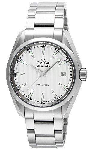 [オメガ]OMEGA 腕時計 シーマスターアクアテラ シルバー文字盤 150M防水 231.10.39.60.02.001 メンズ 【並行輸入品】