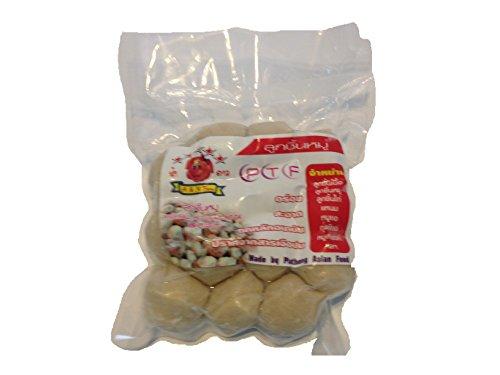 冷凍 ポークボール ( 200g ) 豚肉 ポーク 肉団子 調理 本格 タイ料理 食材 プロ LUCHIN MOO CHAE.200