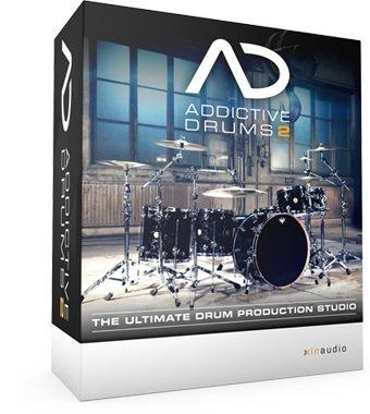 期間限定キャンペーン【国内正規品】XLN Audio Addictive Drums 2 ダウンロード版(シリアルナンバーのみ簡易パッケージ) ソフトウェアドラム音源