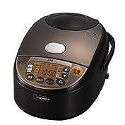 象印 炊飯器 IH式 極め炊き 5.5合  ブラウン NP-VQ10-TA